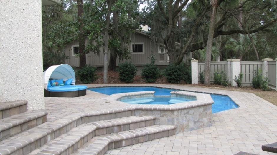 1 Belted Kingfisher Hilton Head Island Camp Pool Builders