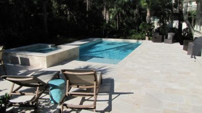 Swimming Pool by Camp Pool Builders