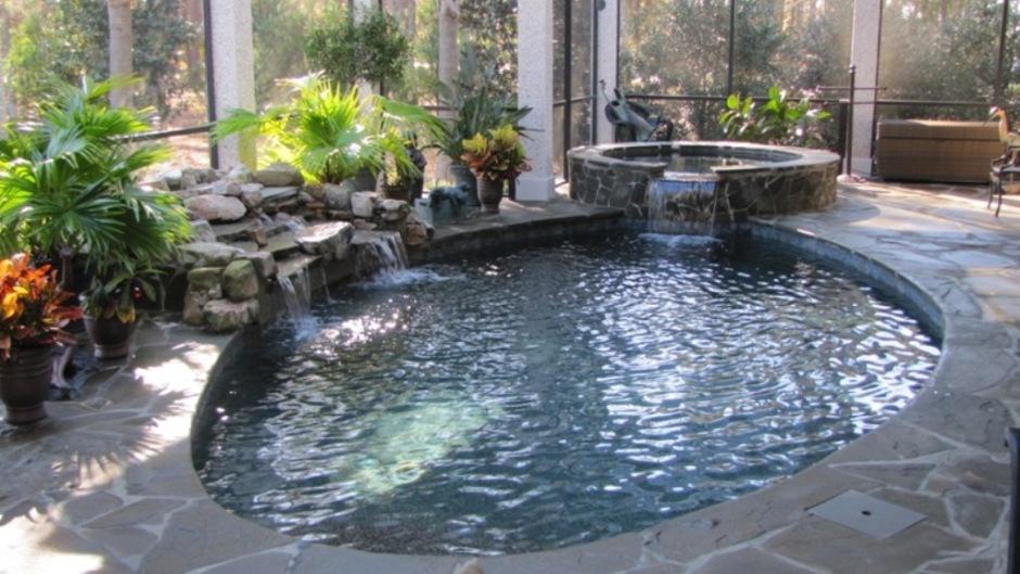 14 laurel springs pool by camp pool builders 1 camp for Laurel springs
