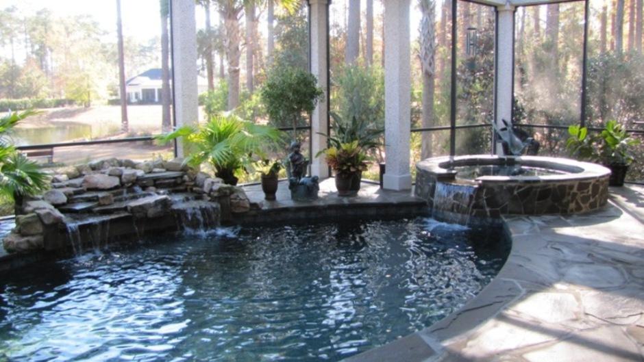 14 laurel springs swimming pool camp pool builders 843 for Laurel springs