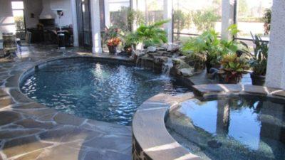 14 Laurel Springs, Swimming Pool by Camp Pool Builders