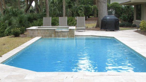 Beach Pool Construction : Camp pool builders hilton head